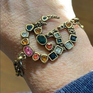 Gucci double GG bracelet